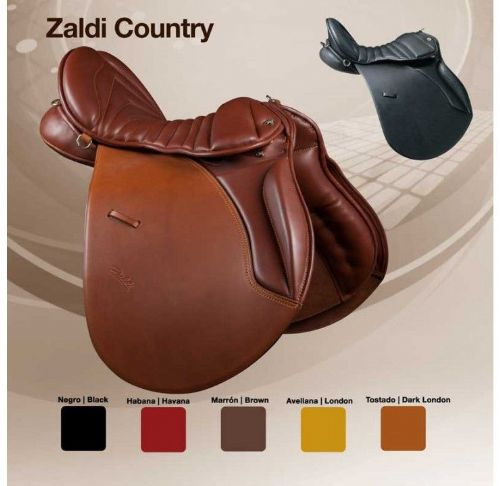 Zaldi Country saddle